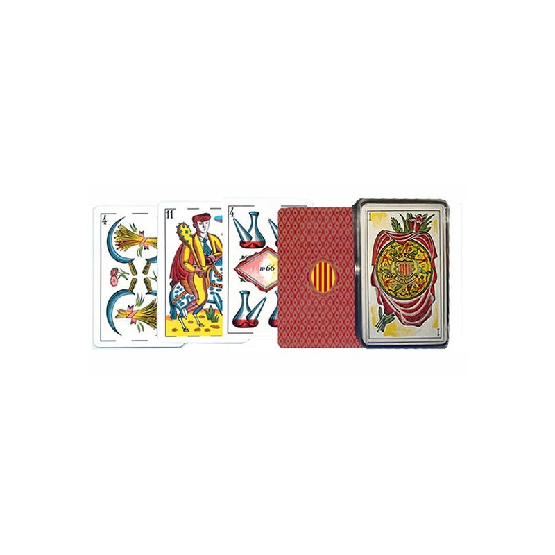 Baraja Cartes Catalanes nº66 - 50 cartes