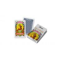 Baraja Española nº2100 Plástico Fournier- 50 cartas