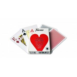 Baraja Poker 2800 Plástico Fournier - 55 cartas