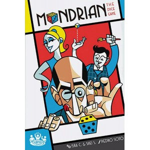 Mondrian - The dice game