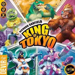 King of Tokyo - 2ª edición