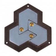 Cast Puzzle Nivel 4: Hexagon