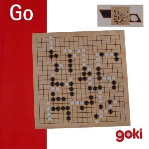 Go con Cajones Goki