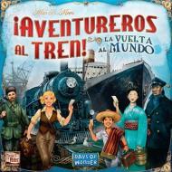 Aventureros al tren - La vuelta al mundo