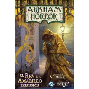 Arkham Horror - El Rey de Amarillo