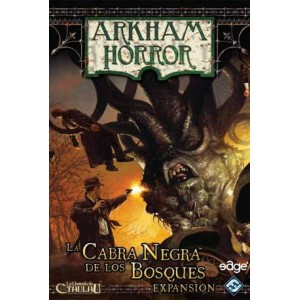 Arkham Horror - La cabra negra de los bosques