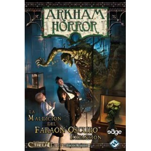 Arkham Horror - La Maldición del Faraón Oscuro