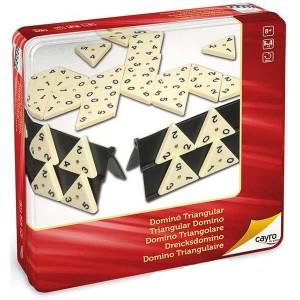 Domino Triangular Metalbox Cayro
