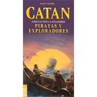 Catan - Piratas y Exploradores Exp. 5/6 jugadores
