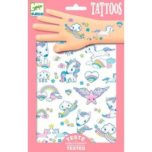 Tatoos Unicornios