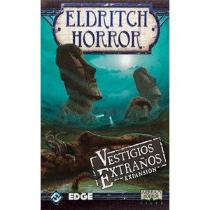 Eldritch Horror: vestigios extraños
