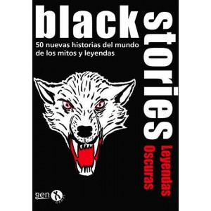 Black Stories Leyendas Oscuras