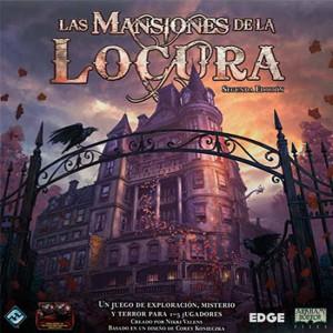 Las Mansiones de la Locura - 2ª edición