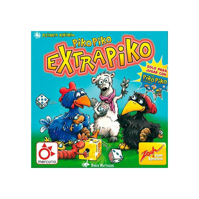 Heckmeck: extrawurm - Piko Piko Expansion