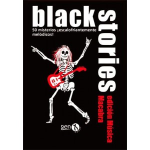 Black Stories Musica Macabra