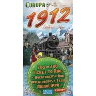 Aventureros al tren - Europa 1912 expansión