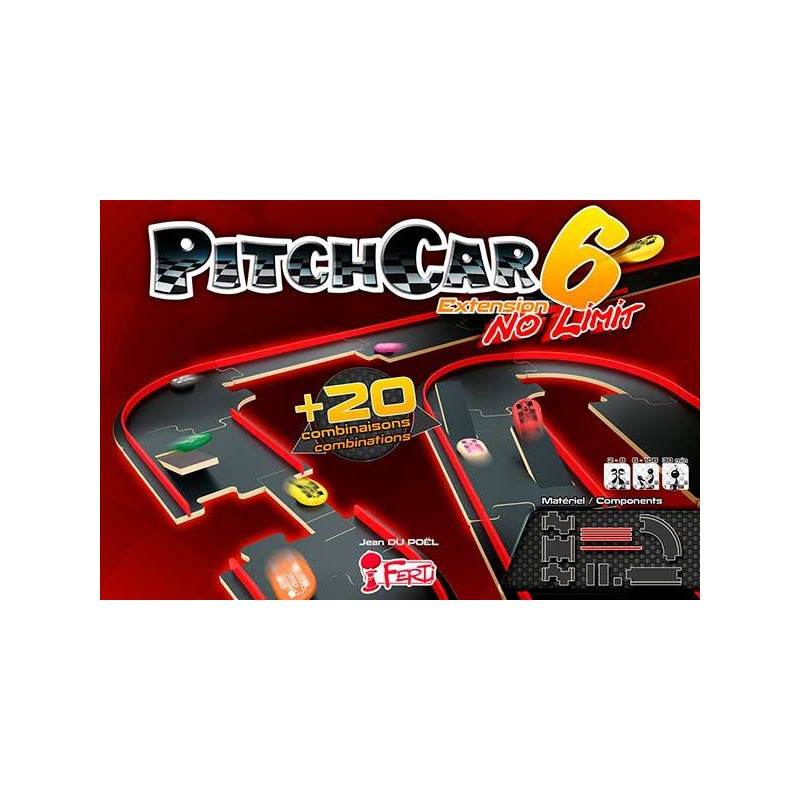 Pitch Car Exp. 6 No Limit