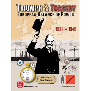 Triumph & Tragedy: european balance of power