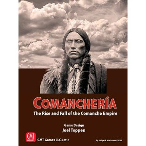 Comancheria: the rise and fall of the Comanche Empire