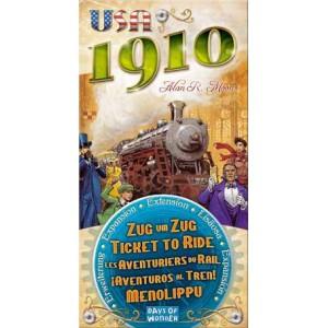 Aventureros al tren - USA...
