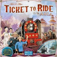 Aventureros al tren - Asia