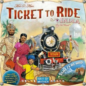 Aventureros al tren - India...