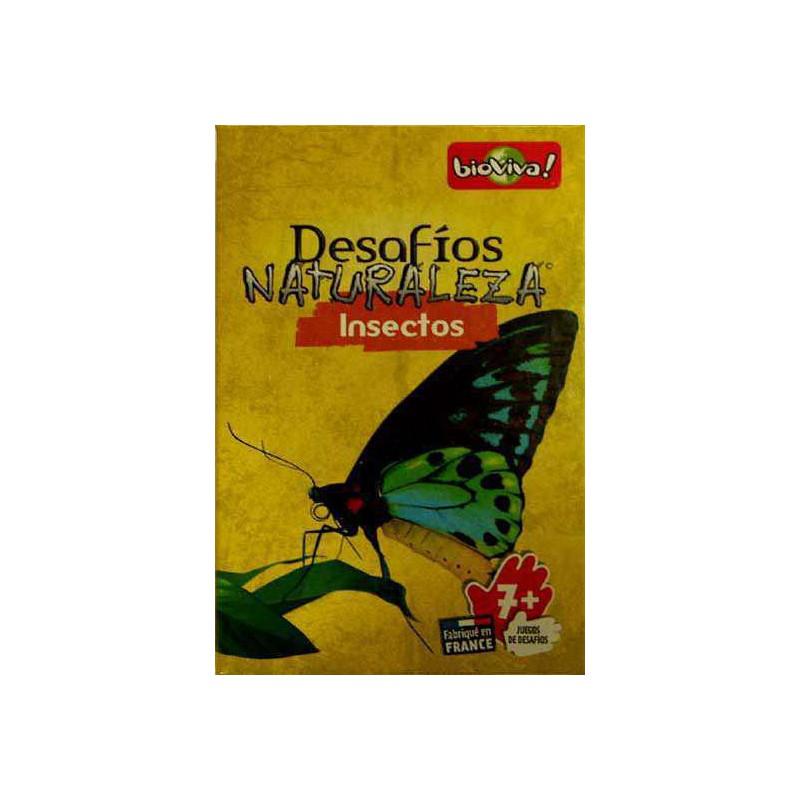 Desafios de la Naturaleza: Insectos