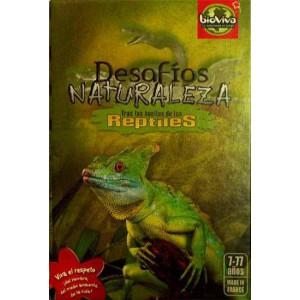 Desafios de la Naturaleza: Reptiles