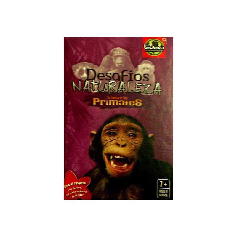 Desafios de la Naturaleza: Primates