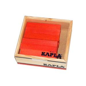 Kapla 40 - Colores: Naranja
