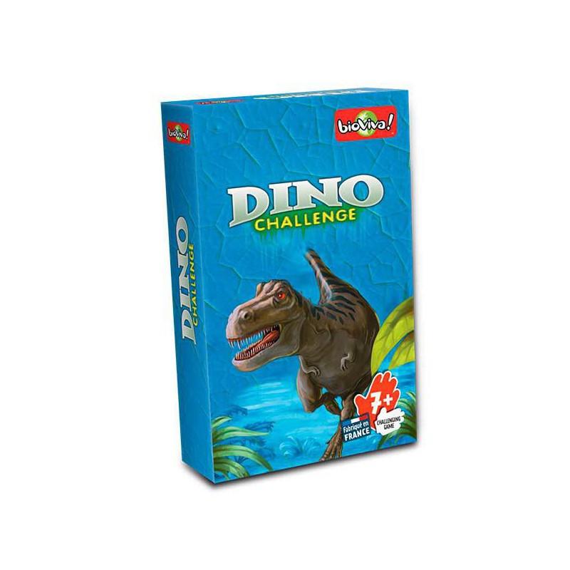 Dino Challenge Azul