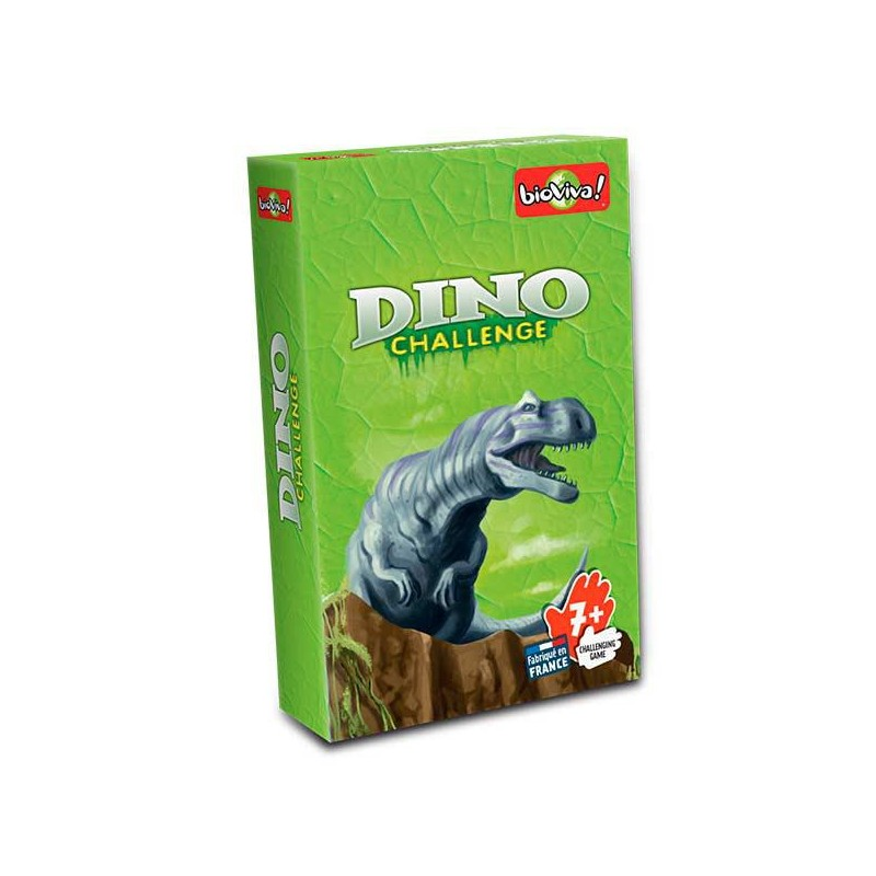Dino Challenge Verde