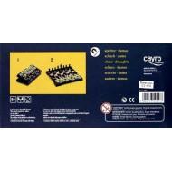 Ajedrez Magnetico Cayro - Modelo 453 24x24