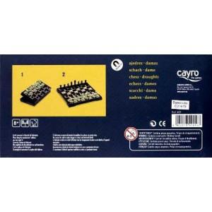 Ajedrez Magnetico Cayro - Modelo 455 31x31