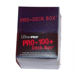 ULTRAPRO Deck Box Pro100 Azul