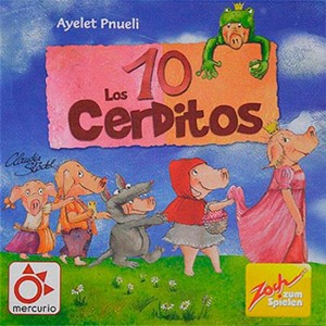 Los 10 Cerditos