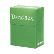ULTRAPRO Deck Box Solid Verde Claro