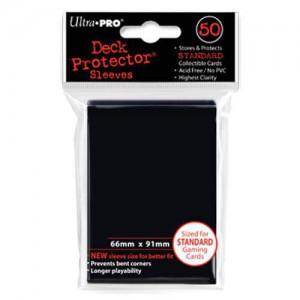 Fundas UltraPro Solid Negro