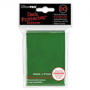 Fundas UltraPro Solid Verde
