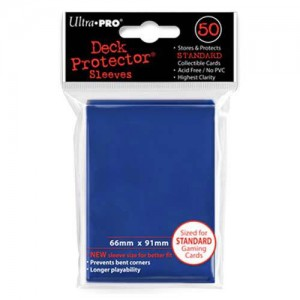 Fundas UltraPro Solid Azul