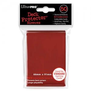 Fundas UltraPro Solid Rojo