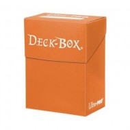 ULTRAPRO Deck Box Solid Naranja