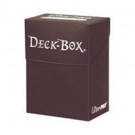 ULTRAPRO Deck Box Solid Marrón