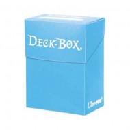 ULTRAPRO Deck Box Solid Azul Cielo