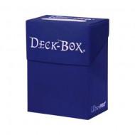 ULTRAPRO Deck Box Solid Azul
