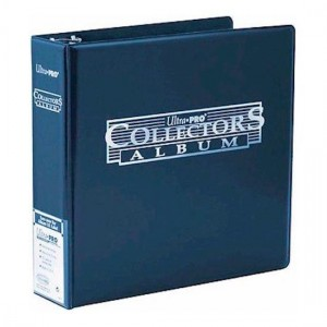 Album Collector's Azul