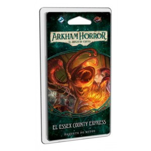 Arkham Horror LCG: el Essex County Express