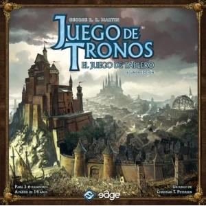 Juego de Tronos - el juego de tablero