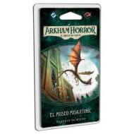 Arkham Horror LCG: el muyseo Miskatonic