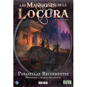 Las Mansiones de la Locura - 2ª edición - Pesadillas recurrentes